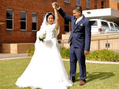Wedding photography Parramatta