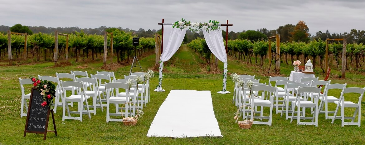 Wedding decoration hire Sydney