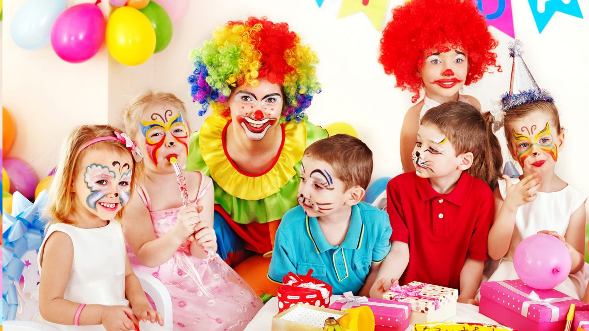 5 reasons to hire kids party entertainers in Sydney