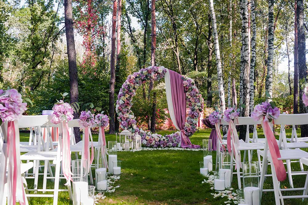 Wedding Decorations Hire