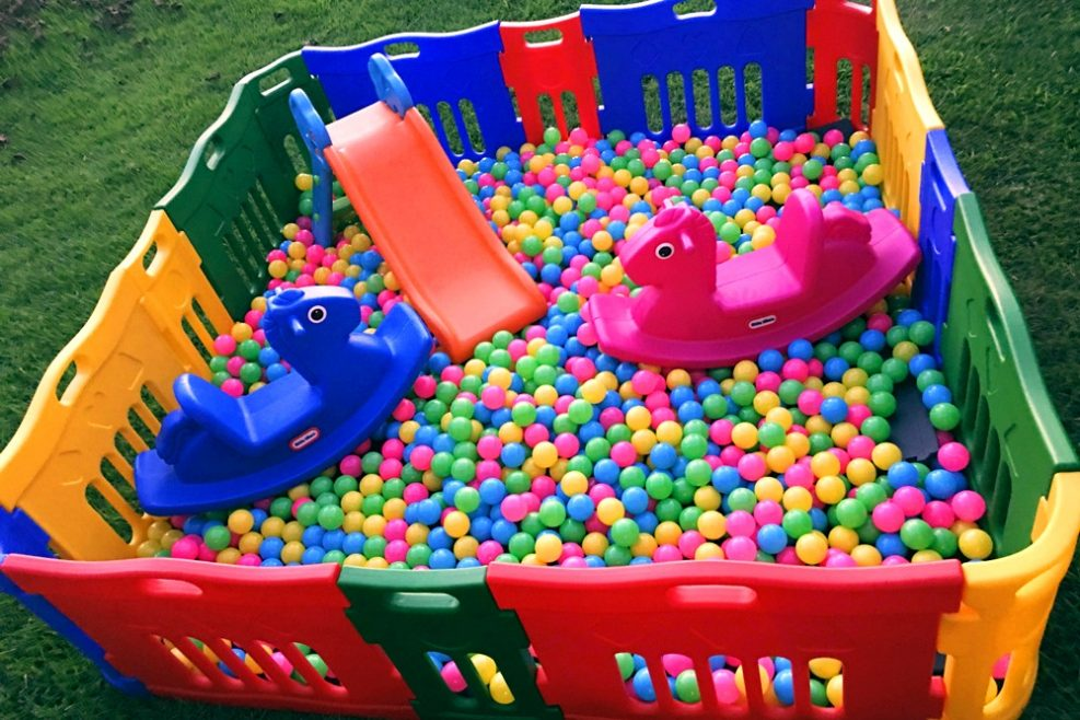 1st Birthday Party Ideas Ball Pit Hire Amp Childrens Party
