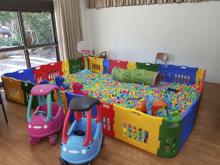 Hire Ball Pit & Let Children Have Loads of Fun