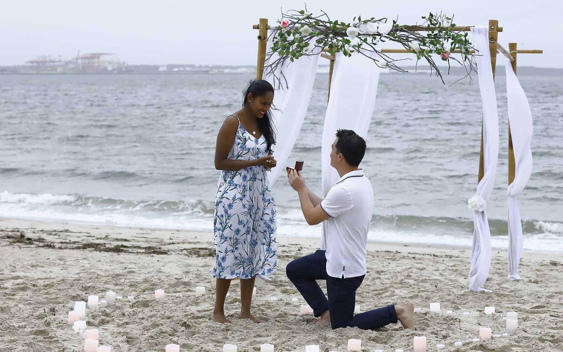 Engagement party photographer Sydney
