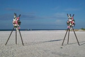 Beach Wedding Ceremony Hire