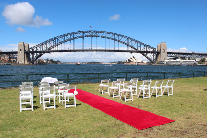 wedding hire Sydney