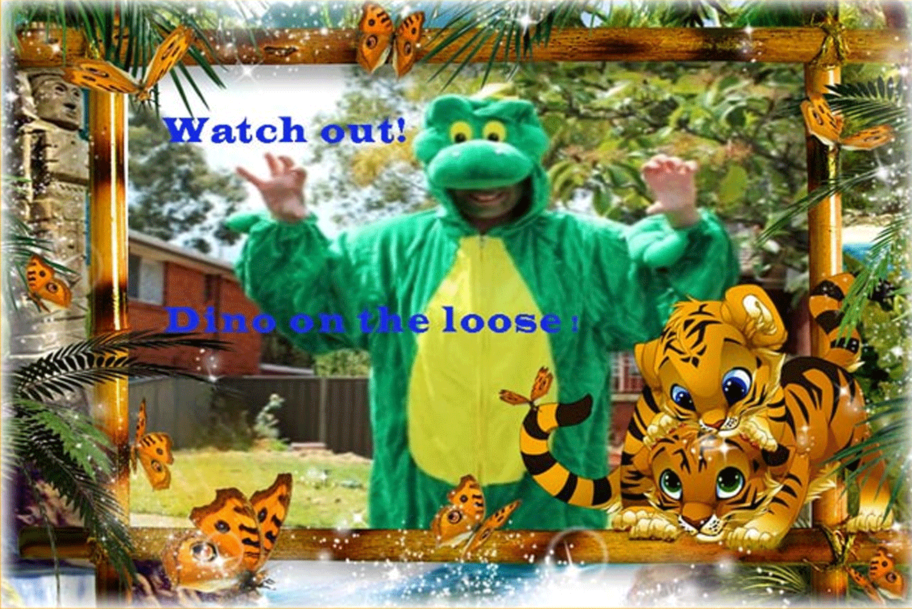 Kids-Birthday-Party-Entertainment-Jungle -Party-Sydney