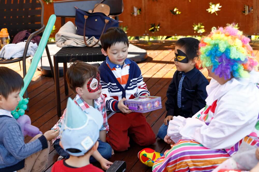 kids entertainers Sydney