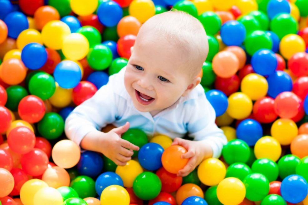 5 Great Ideas why hire ball pit for 1st birthday