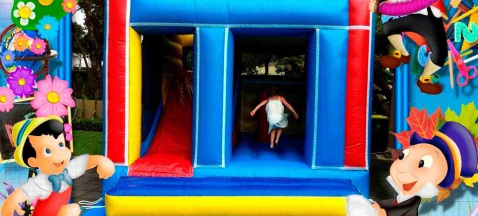 Jumping-castle hire Wollongong