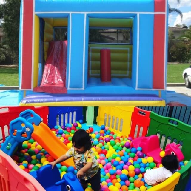 Childrens Party Packages for hire near me