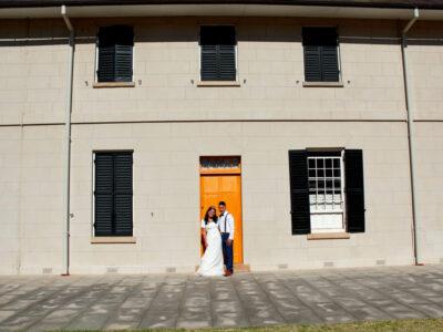 Creative wedding photography Sydney