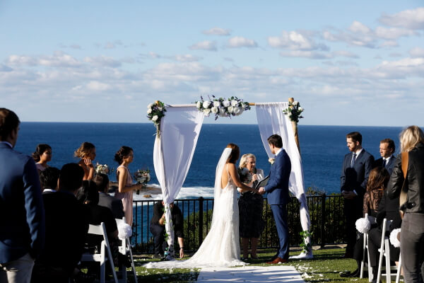 Bridal arch hire Sydney