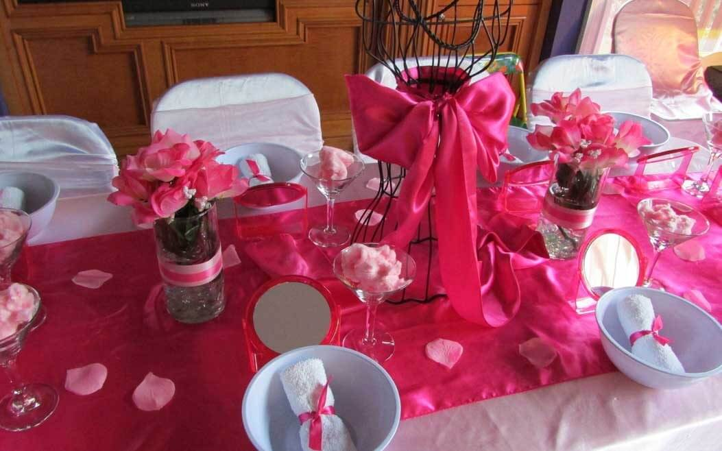 Girls Birthday Party - Kids Spa Party