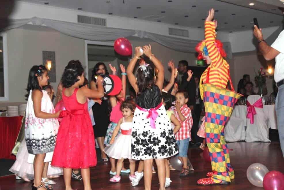 Girls birthday party ideas - Kids Disco Party