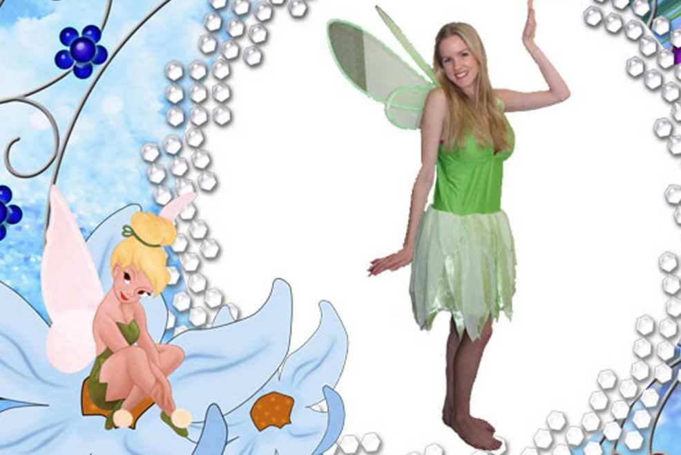 Hire fairy for birthday parties