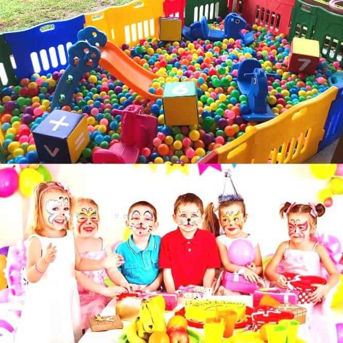 kids birthday entertainment Sydney