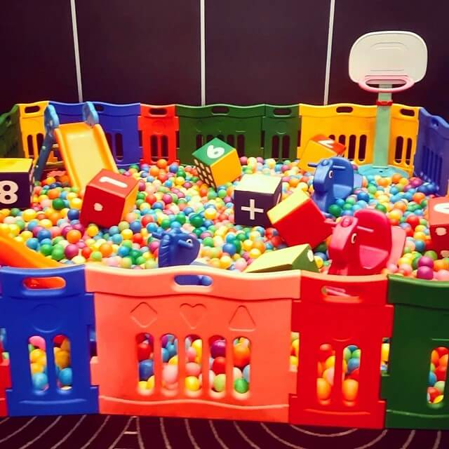 Ball pit hire - Soft play hire