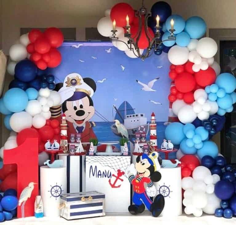 1st birthday decor for boys