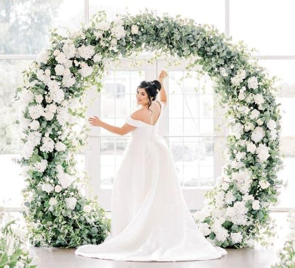 Wedding Arbor Hire