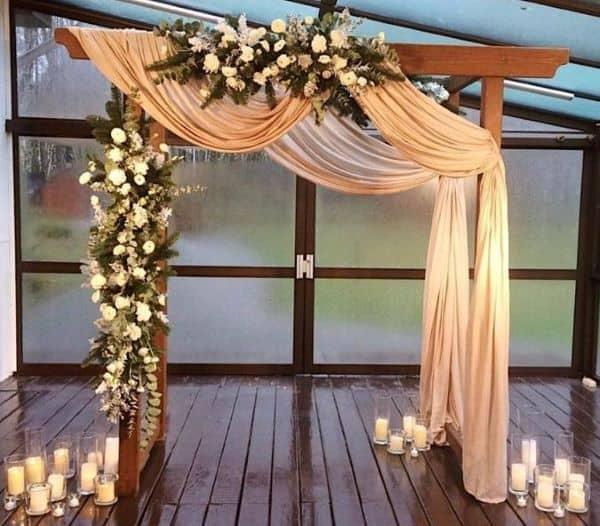 Wedding canopy Sydney