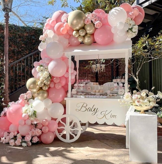 baby shower decorations girl