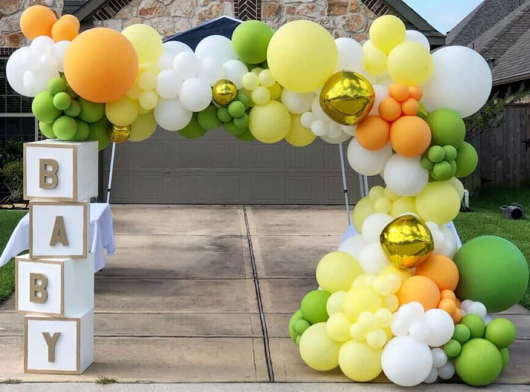balloon garland Sydney