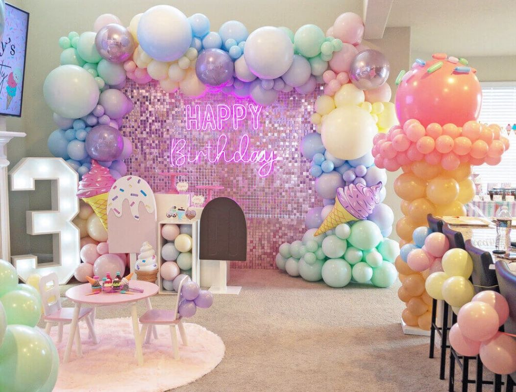 party balloons Sydney